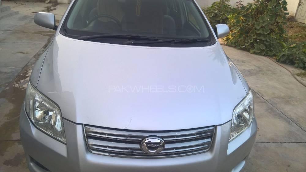 Toyota Corolla Axio X Special Edition 1.5 2008 Image-1