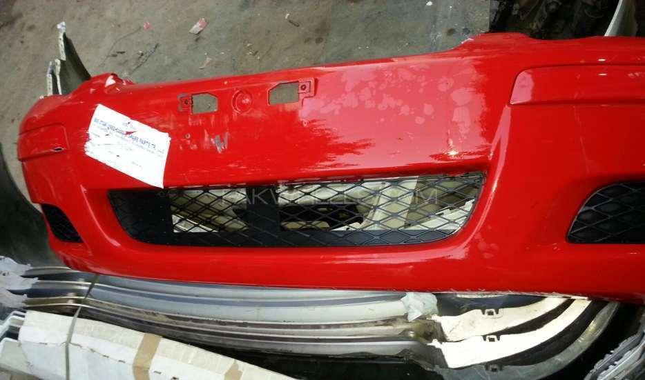 Vitz 2004 front bumper Image-1