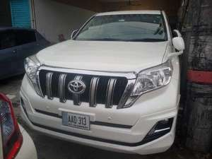 Toyota Prado TX Limited 2.7 2012 for Sale in Lahore