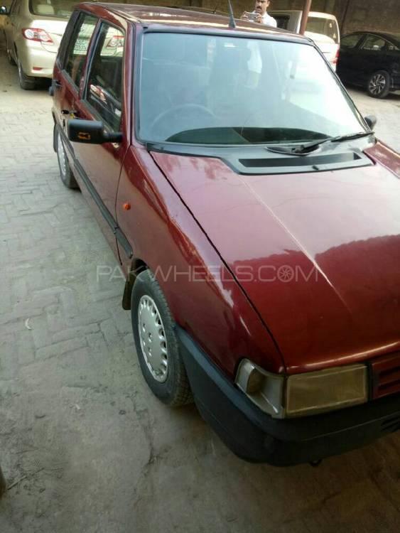 Fiat Uno 60 Diesel 1.7 2010 Image-1