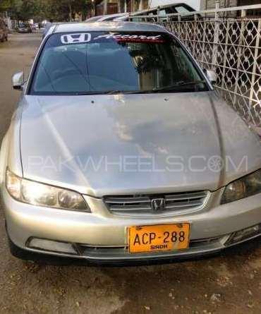 Honda Accord CF3 1999 Image-1