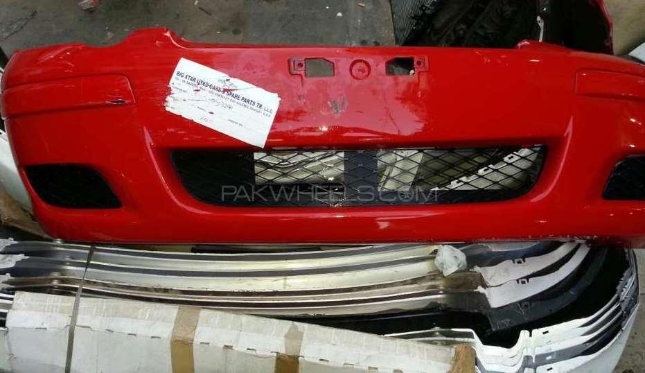 swift & Vitz front bumper Image-1