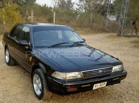 Toyota Corona EX Saloon 1991 Image-1
