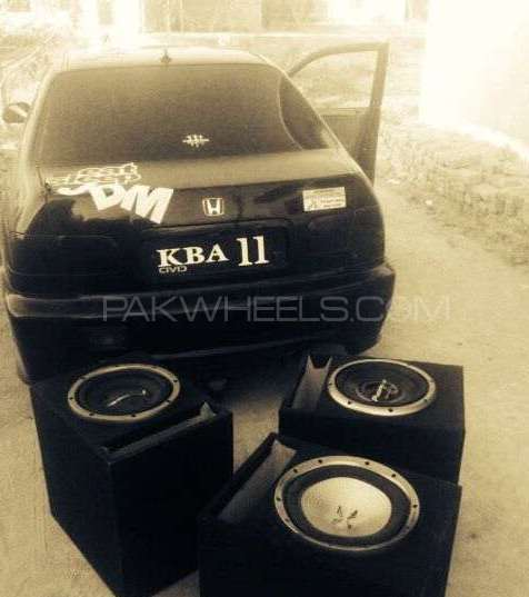 Heavy Duty Woofers Image-1
