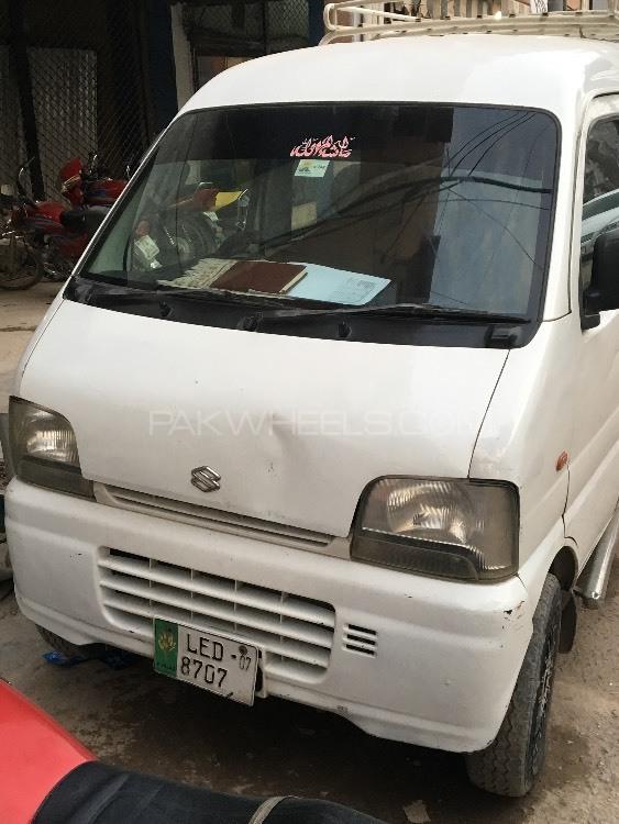 Suzuki Every Join 2002 Image-1