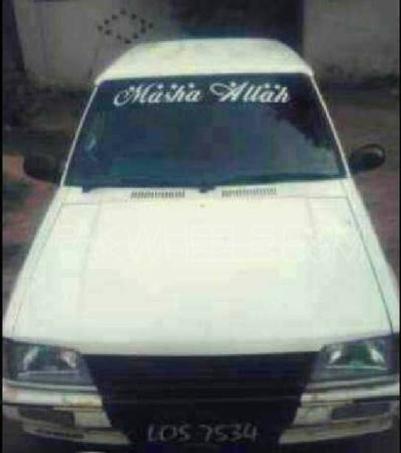 Suzuki Khyber Plus 1986 Image-1