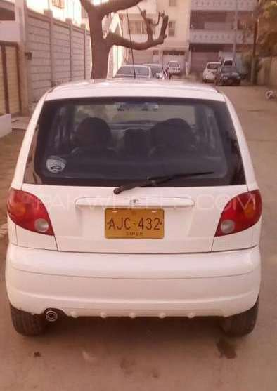 Chevrolet Joy 1.0 2005 Image-1
