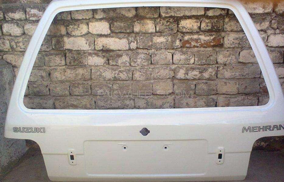Mehran Back Door Image-1