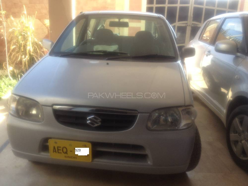 Suzuki Alto VX 2004 Image-1