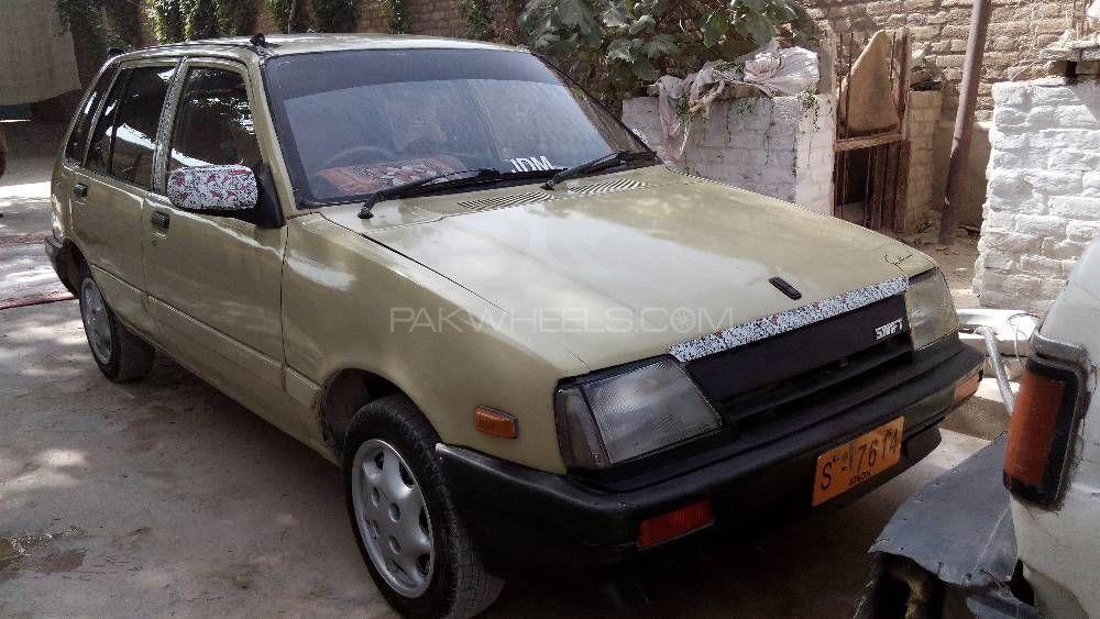 Suzuki Swift 1991 Image-1