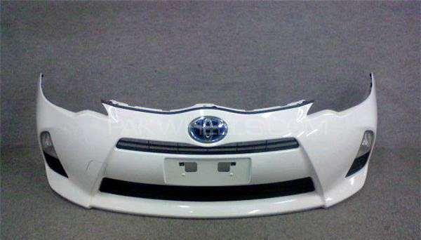 Toyota aqua front bumper complete /cover Image-1