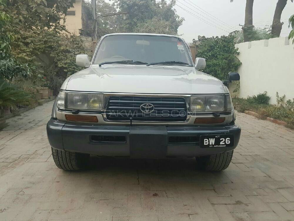 Toyota Land Cruiser VX Limited 4.5 1995 Image-1