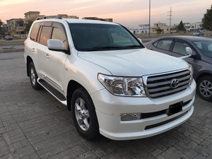 Toyota Land Cruiser AX 2011 for Sale in Islamabad