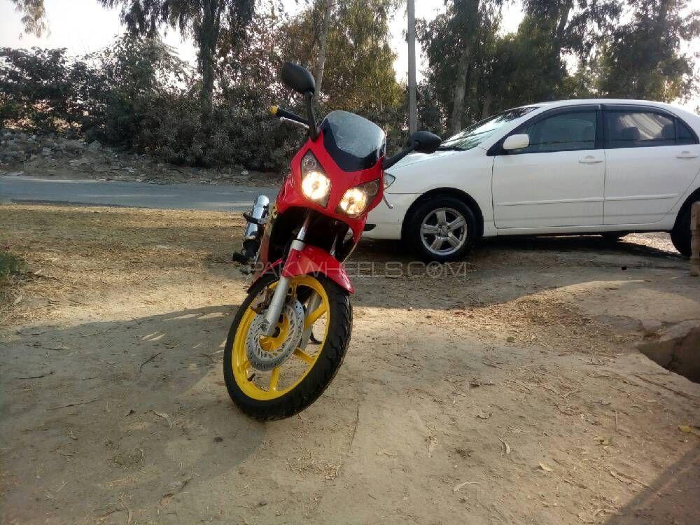 Honda CBR 150R 2004 Image-1