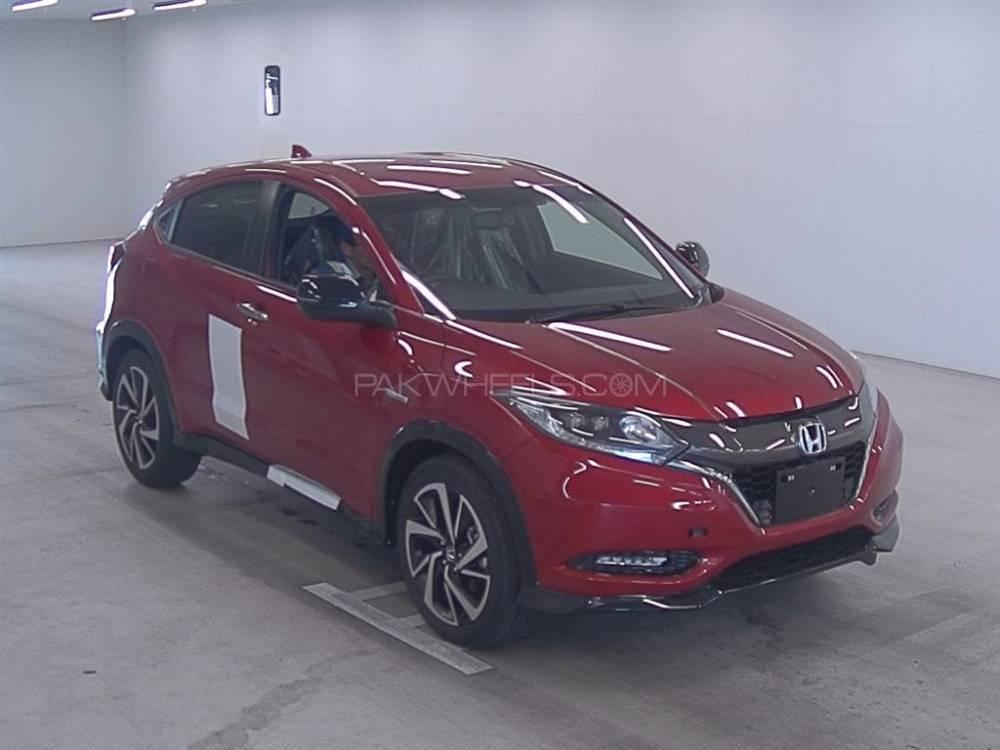 Honda Vezel S 2016 Image-1