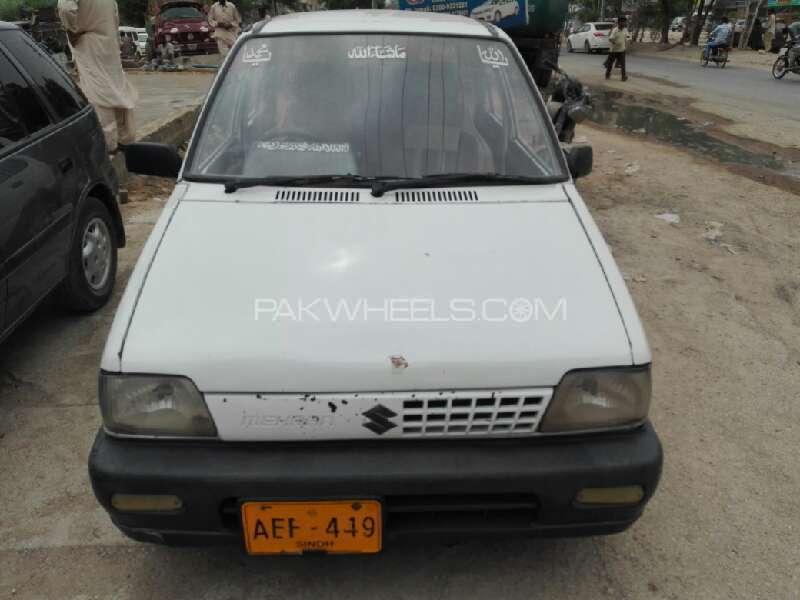 Suzuki Mehran VXR 2000 Image-1