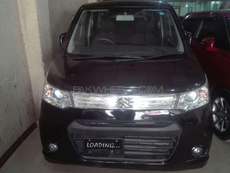 Suzuki Wagon R FA 2014 Image-1