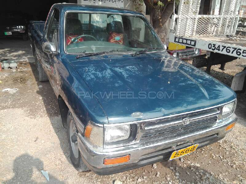 Toyota Pickup 1994 Image-1