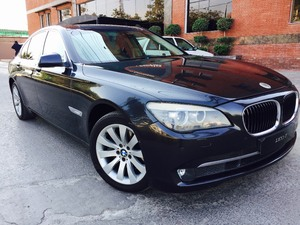 BMW 7 Series 730d 2009 for Sale in Lahore