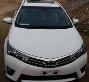 Toyota Corolla Altis Grande CVT-i 1.8 2014 for Sale in Islamabad