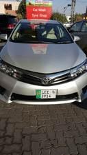 Toyota Corolla GLi 1.3 VVTi 2016 for Sale in Lahore