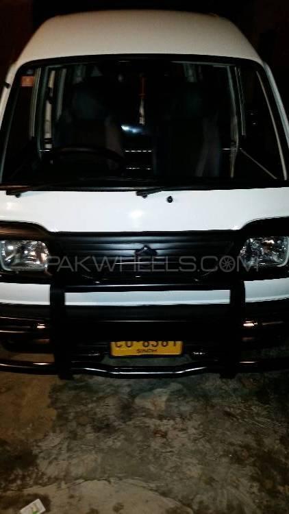 Suzuki Bolan VX Euro II 2016 Image-1