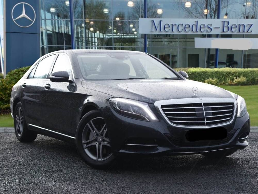 Mercedes benz s class s400l hybrid 2015 for sale in lahore for Mercedes benz inspection cost