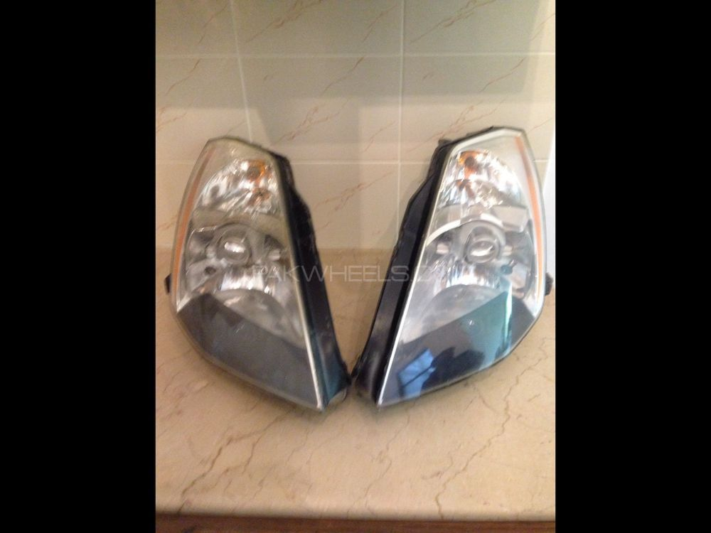 Nissan 350z Fairlady headlights  Image-1