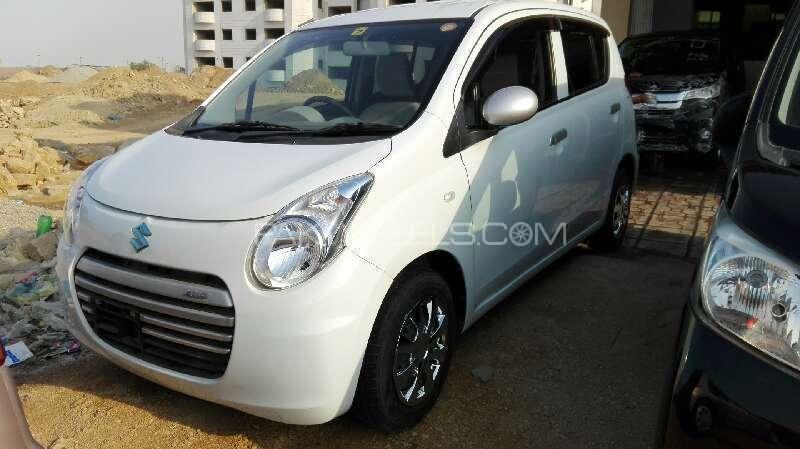Suzuki Alto ECO-L 2013 Image-1