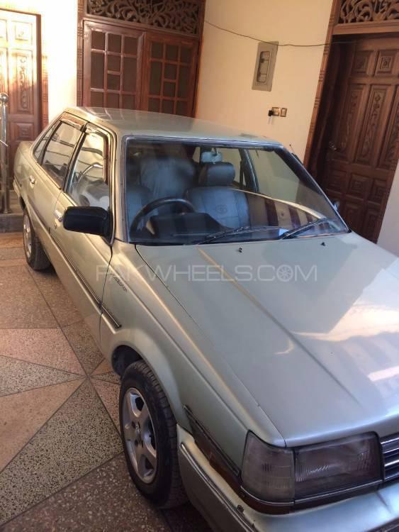 Toyota Corona EX Saloon G 1986 Image-1