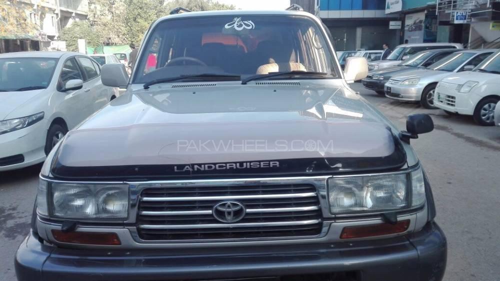 Toyota Land Cruiser 1995 Image-1