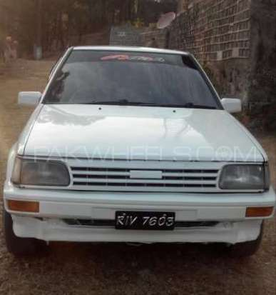 Toyota Starlet 1.3 1988 Image-1