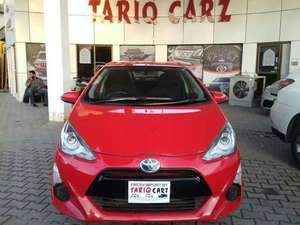 Toyota Aqua S 2015 for Sale in Lahore