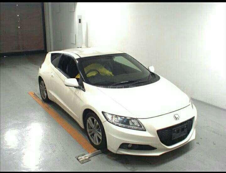 Honda CR-Z Sports Hybrid Beta 2013 Image-1