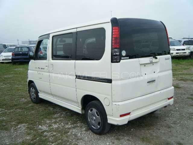 Honda Vamos L 2009 Image-1
