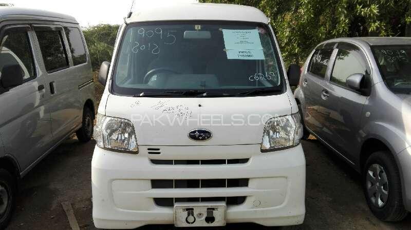 Subaru Sambar  2012 Image-1