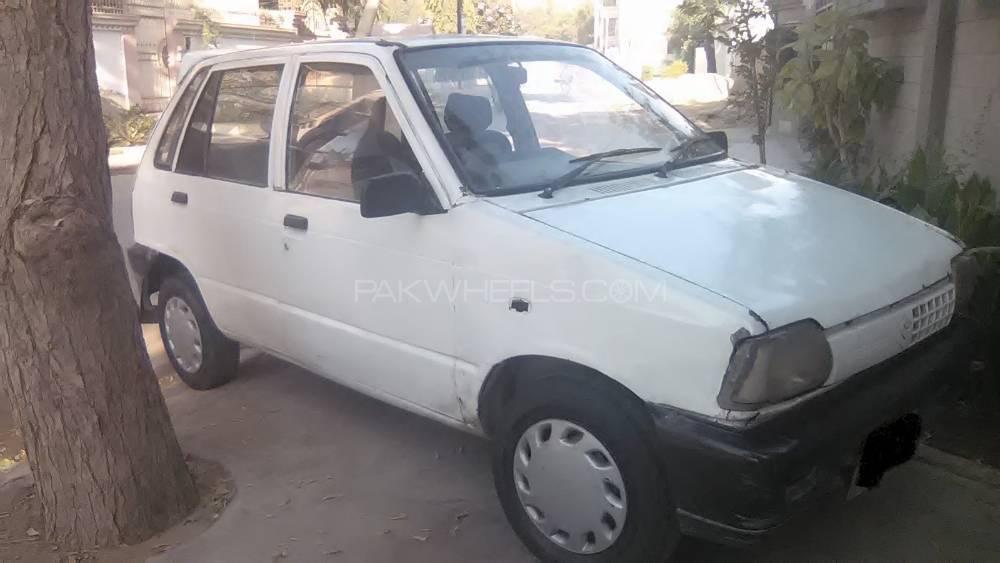 Suzuki Mehran 1993 Image-1