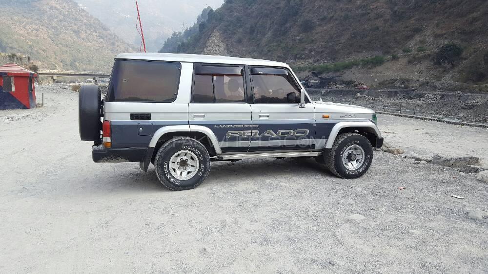 Toyota Prado 1996 Image-1