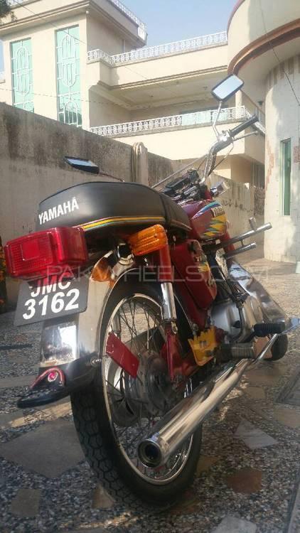Yamaha YBR 125 1999 Image-1