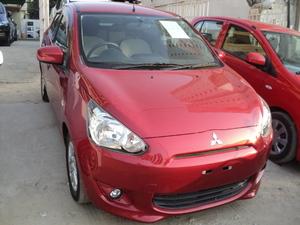 Mitsubishi Mirage 2013 for Sale in Karachi