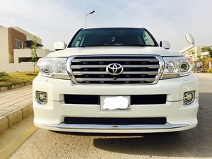 Toyota Land Cruiser AX G Selection 2009 for Sale in Islamabad