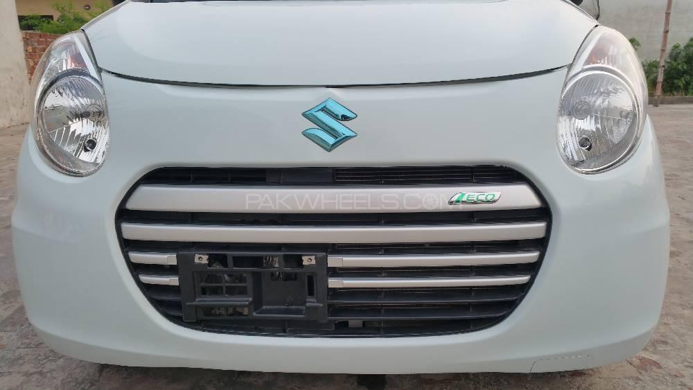 Suzuki Alto Eco 2013 Image-1