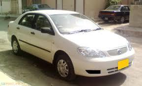 Toyota Corolla XLi 2004 Image-1