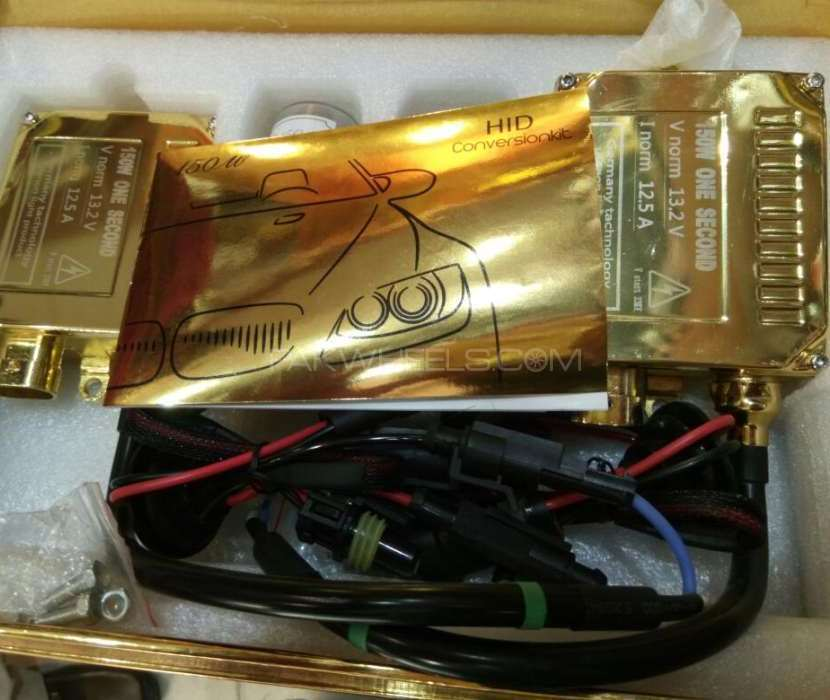 Car Guru Bi-Xenon 150Watt hid available Image-1