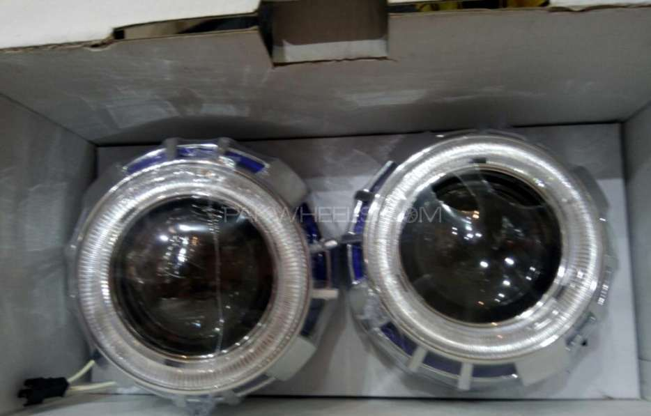 Bi-Xenon projector with double ring availble Image-1