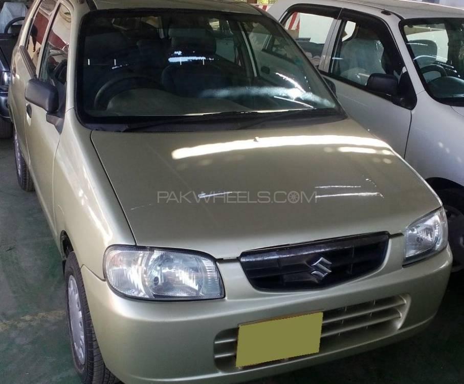 Suzuki Alto VXR (CNG) 2002 Image-1