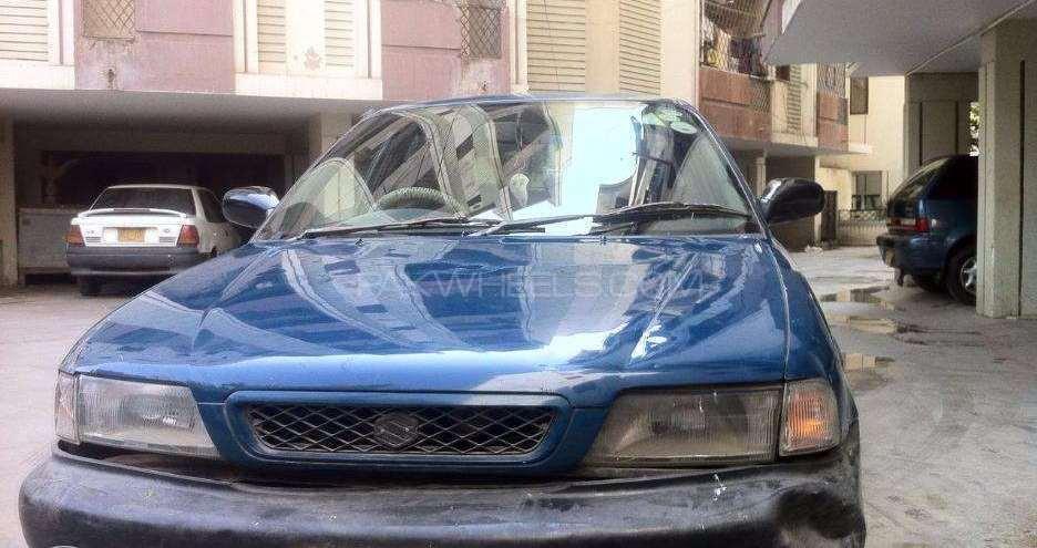 Suzuki Baleno JXR 1998 Image-1