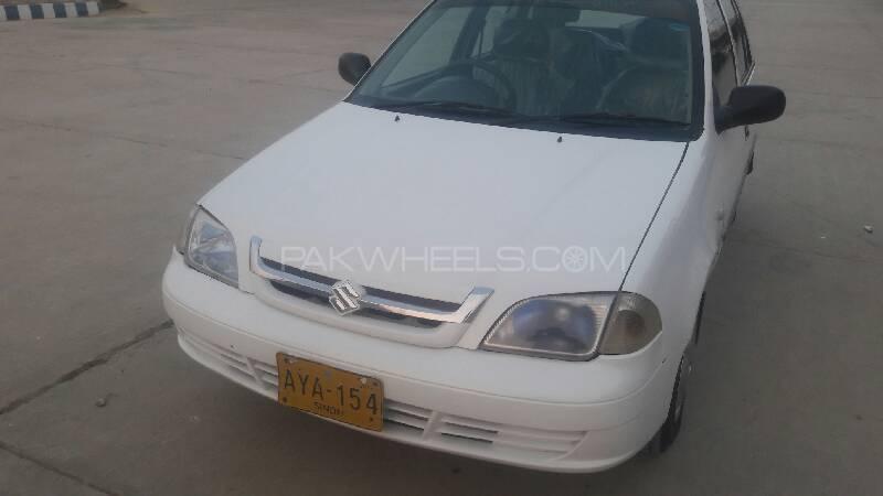 Suzuki Cultus Euro II (CNG) 2012 Image-1