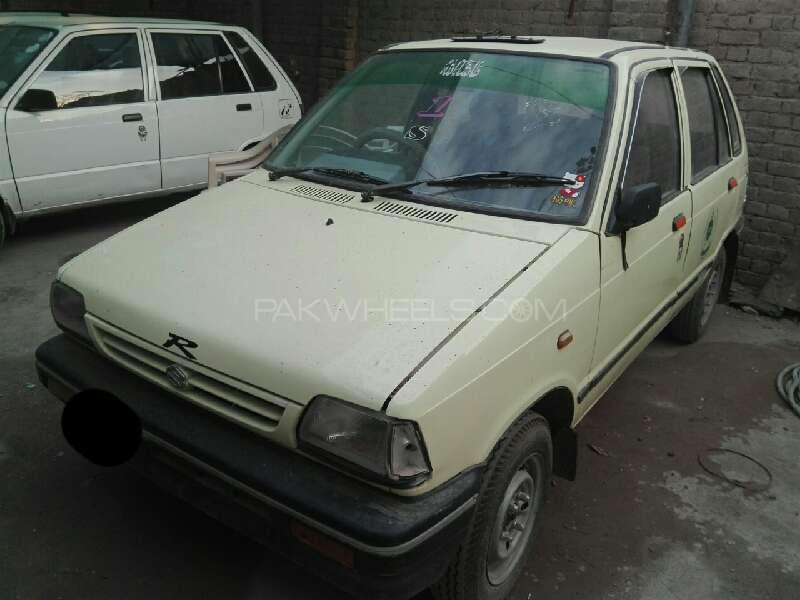 Suzuki Mehran VX 1985 Image-1