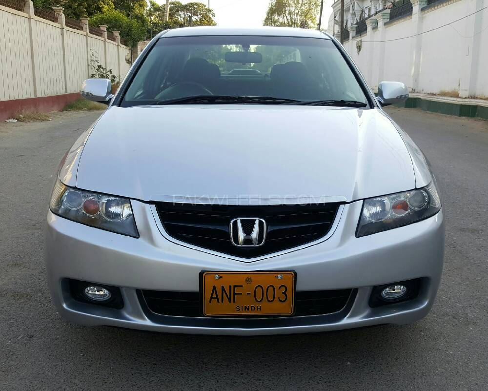 Honda Accord CL7 2004 Image-1